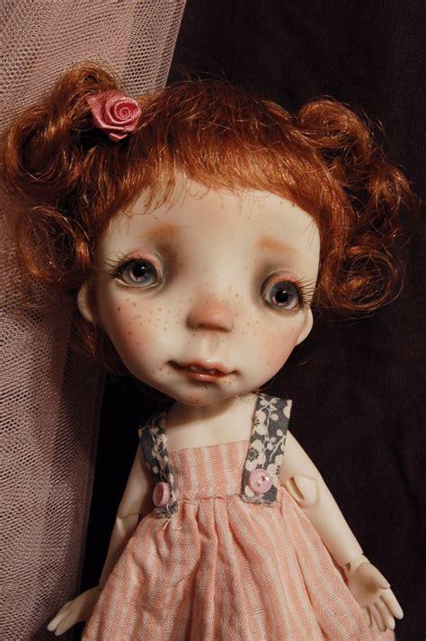 doll ooak petit bubu set doll collectible bjd resin ooak doll