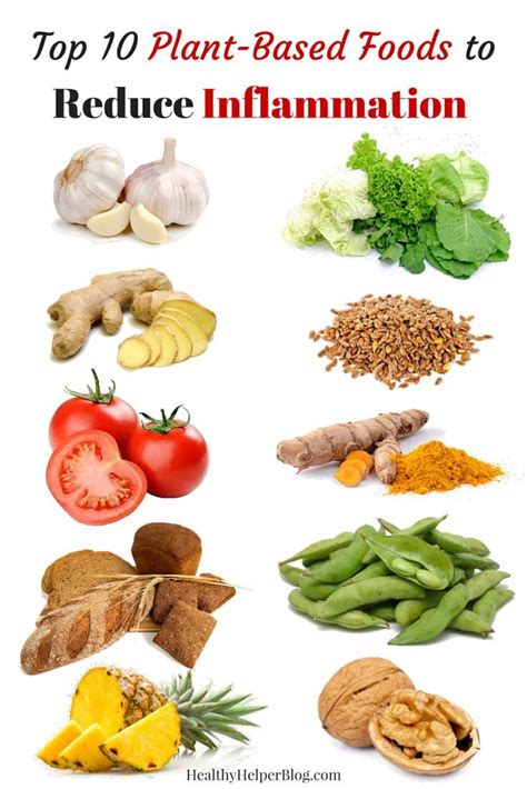 best flower food top 10 plant based foods to reduce inflammation anti