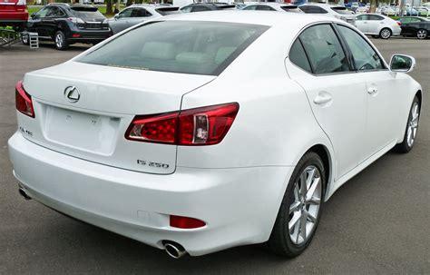 Lexus 2011 lexus is 250 image 1