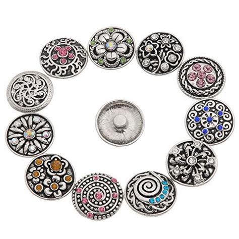 Diskon Magnet Bulat Diameter 20mm Pack 8 Pcs souarts a000a48d5 1 souarts random mixed antique silver