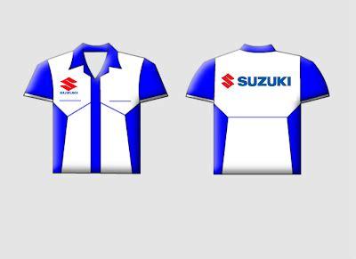 desain gambar lambang desain gambar kemeja suzuki ganti seragam