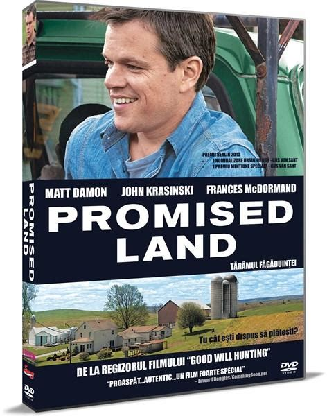 sinopsis film promised land taramul fagaduintei promised land gus van sant