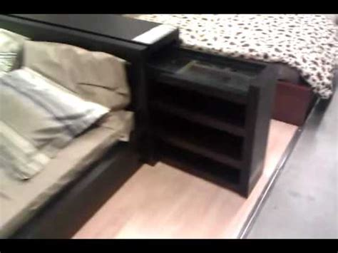How To Stop Bed Frame From Rolling Malm Bed Board