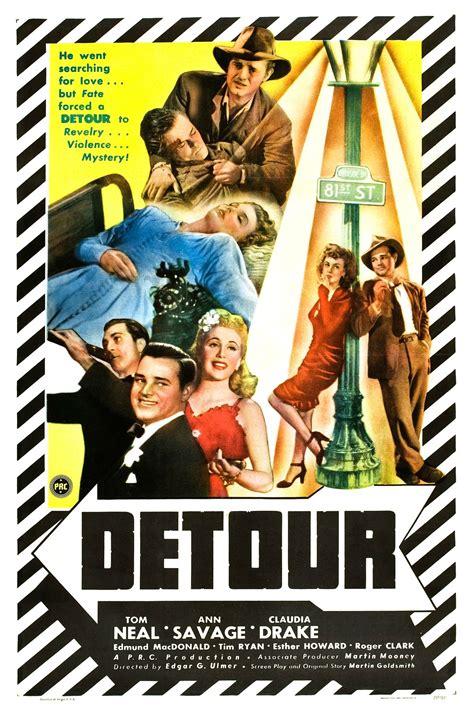 film drama wikipedia detour 1945 film wikipedia