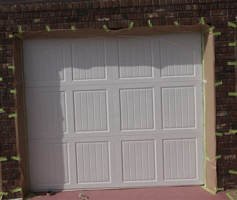 faux garage door painting faux garage doors
