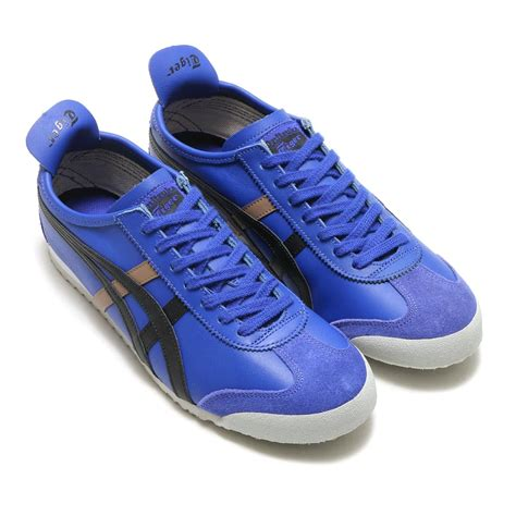 Onitsuka Tiger Mexico 66 Black List Blue Onitsuka Tiger Mexico 66 Asics Blue Black