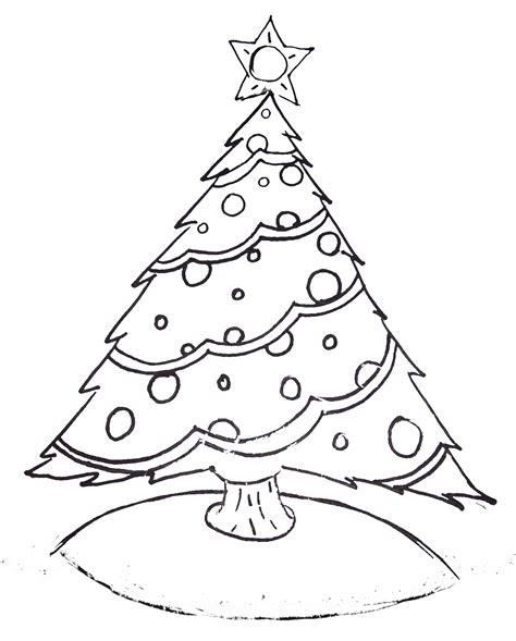 christmas tree and santa coloring pages free printable christmas tree and santa coloring pages