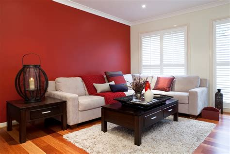red paint colors for living room i love this i m going to paint some walls red in my