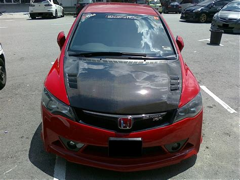 Modified Honda Civic Mugen Rr by Honda Civic Mugen Rr Sports Modified Cars