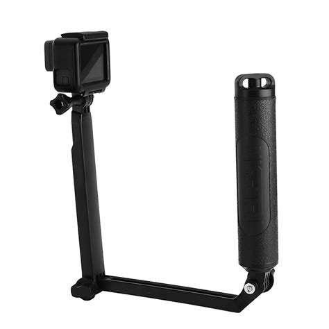 Tripod The Jam Adjustable Mount For Gopro Xiaomi Yi Xiaomi telesin adjustable extendable tripod monopod stablizer for gopro xiaomi yi sjcam alex nld