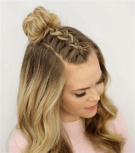 medium lenght hairstyles for wedding loose braids to loose chignons 10 easy bridal hairstyles for