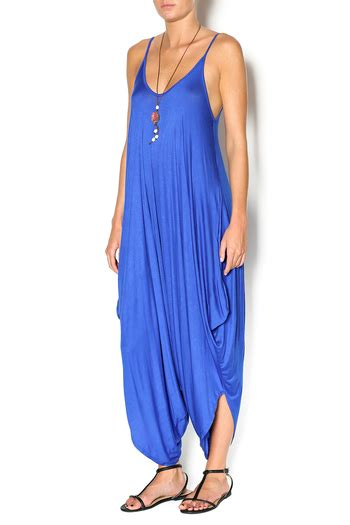 Jump Genie Jumpsuit twist genie string jumpsuit from santa shoptiques