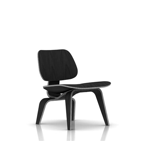 Herman Miller Lounge Chair by Herman Miller Eames 174 Molded Plywood Lounge Chair Wood