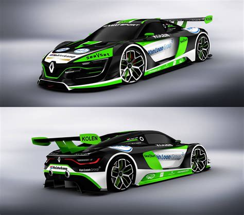 design graphics for race car renault sport r s 01 racing livery we collect and