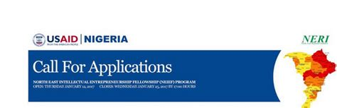 Mba Scholarships Usaid by Call For Applications Usaid East Intellectual