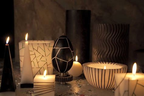 candele particolari candle s store la cera prende vita nelle forme pi 249