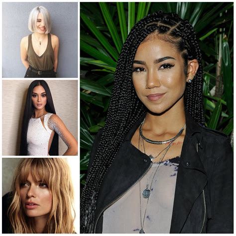 Trendy Black Hairstyles For 2017 by Braided Hairstyles Haircuts Hairstyles 2017 And Hair