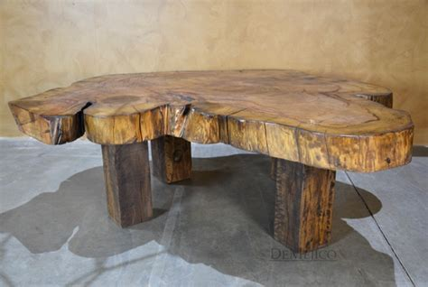 tree trunk table l large tronco tree trunk coffee table demejico