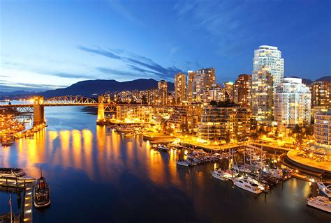 Vancouver is Canada's gateway to the Pacific   Trade Ready