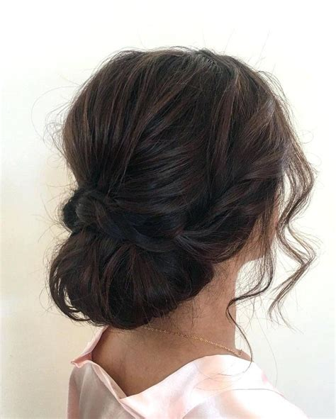 soft updo fine medium hair with bangs 96 fancy hairstyles for short thin hair ideas about