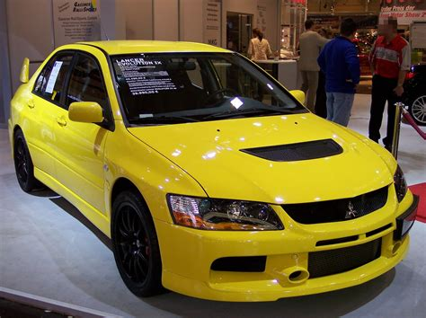 Sport Car Mitsubishi Lancer Wallpapers Picture Images