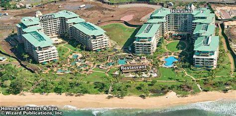 Honua Kai Floor Plan by Honua Kai Resort Amp Spa Hawaii Revealed