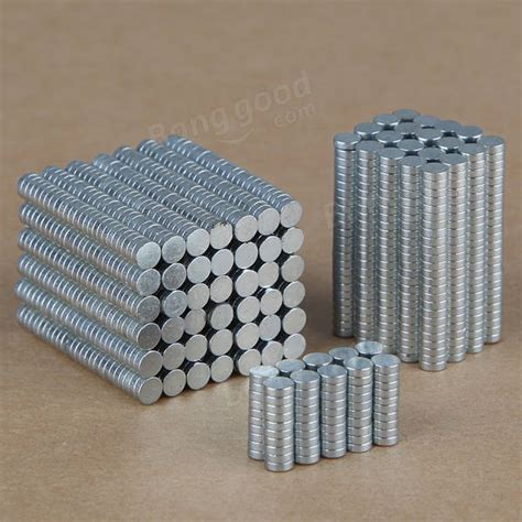 Murah Neodymium Magnet 3mm 100pcs 3mm x 1mm n35 earth neodymium strong magnets us 1 99