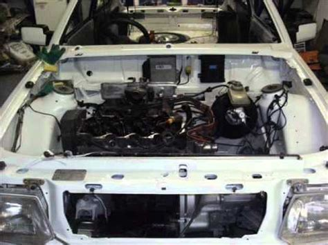 repair voice data communications 1995 ford f150 engine control 1985 escort series one rebuild youtube