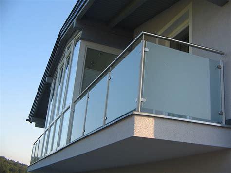 Balkon Mit Glas balkon mit milchglas hillerzeder