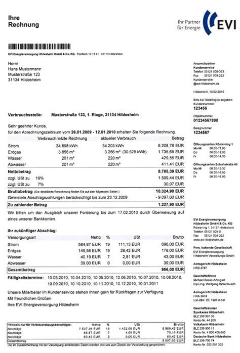 Rechnung Muster Barzahlung Musterrechnung