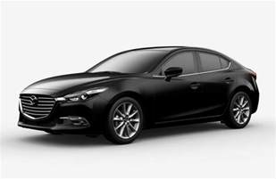 2017 mazda mazda3 exterior color options