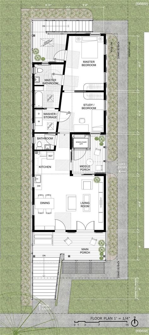shotgun house floor plans shotgun house interior design design contest