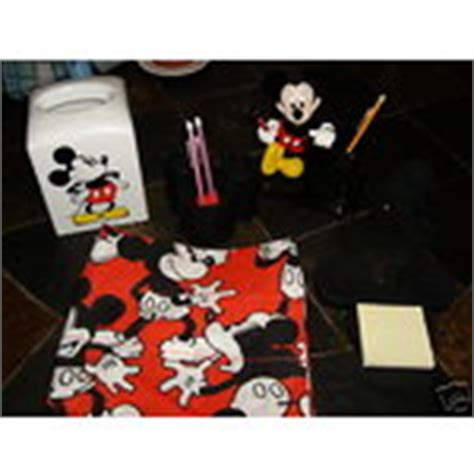 Mickey Mouse Office Supplies by Mickey Mouse Desk Office Supplies 08 12 2008
