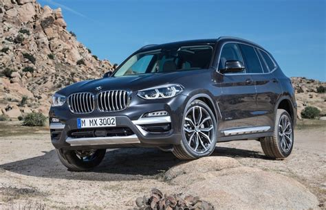 new bmw 2018 x3 2018 bmw x3 officially revealed m40i confirmed