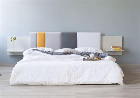 comoditi is a modular bed headboard made with eco friendly