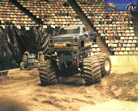 truck hton coliseum truck photo album