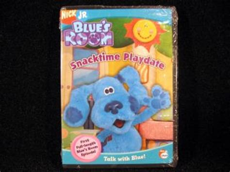 Blues Room Snacktime Playdate by Nick Jr Frog Bumper On Popscreen