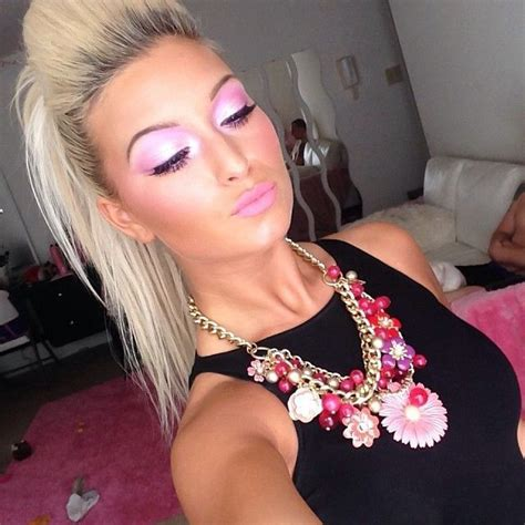 totally rich spoiled white girl make up   makeup   Pinterest   Teased ponytail, Makeup and Ponytail