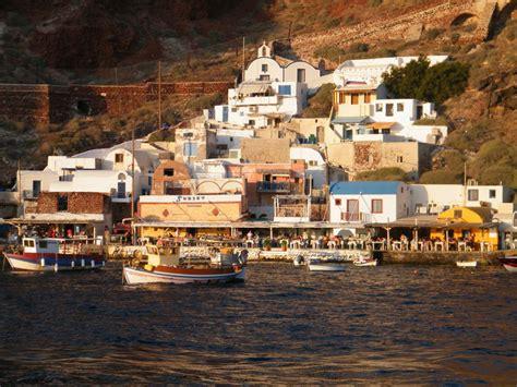 porto santorini santorini porto di oia