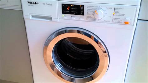 miele waschmaschine classic miele w classic wda200 wpm ecocomfort schleudergang test