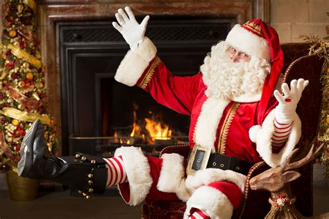 where to see santa in york christmas 2016