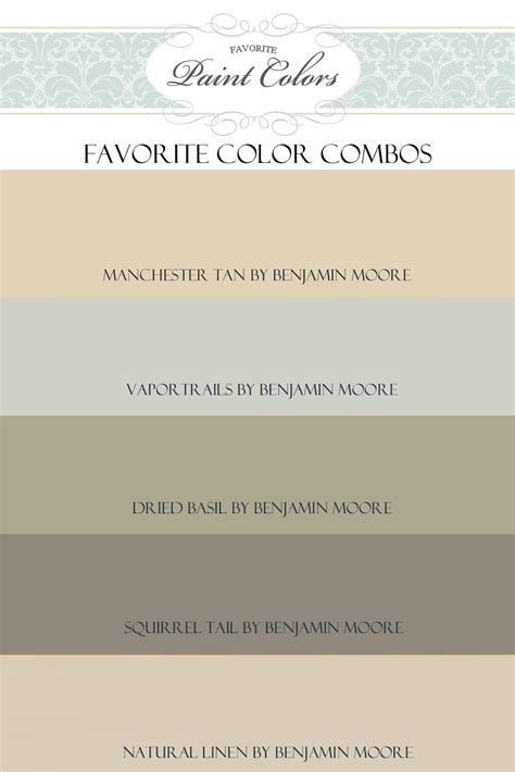 favorite paint colors june 2012