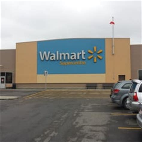 Ls At Walmart Canada by Walmart Department Stores 1110 57th Avenue Ne