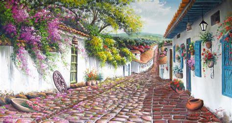 imagenes de paisajes en oleo im 225 genes arte pinturas paisajes r 250 sticos al 211 leo