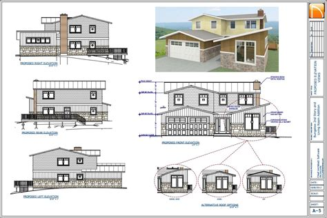 home designer pro blueprints chief architect home design software sles gallery
