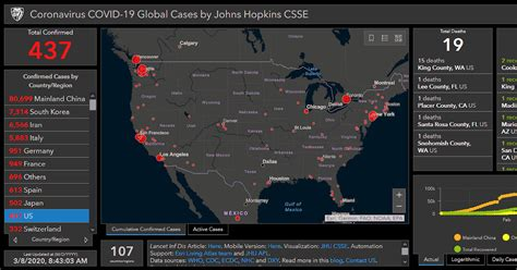 track  coronavirus covid   real time