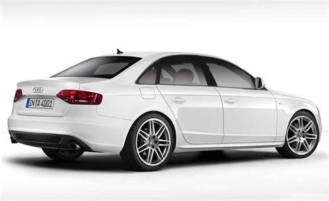 Audi A4 Tdi 2 0 by Audi A4 2 0 Tdi Technical Details History Photos On