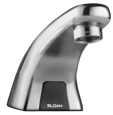 Sloan Optima Faucet by Sloan Ebf 615 4 Optima Plus Battery Powered Bathroom