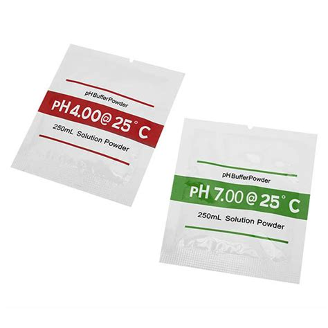 Istimewa Ph Buffer Powder Solution Ph 7 00 2bags ph4 00 ph7 00 buffer powder for ph test meter