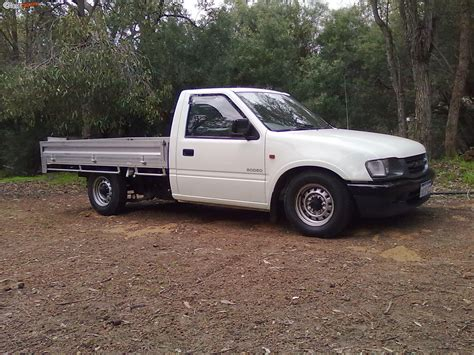 holden rodeo 1998 1998 holden rodeo dx boostcruising